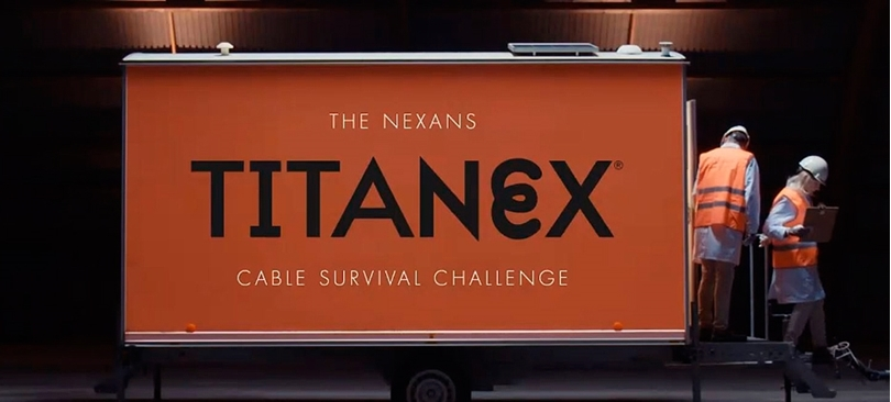 Cable Survival  Challenge da NEXANS