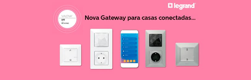 Nova Gateway para casas conectadas