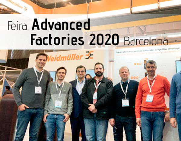 Advanced Factories 2020