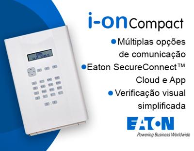 Central de Alarme I-ON COMPACT   WI-FI - Eaton